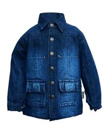 Gron - Vintage Style Denim Shirt