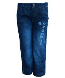 Gron - Washed Denim Jeans