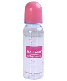 Morisons Baby Dreams Regular Feeding Nursing Bottle