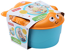 Fisher Price 3 In 1 Gold Fish Potty