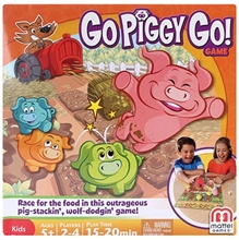 Mattel - Go Piggy Go Back Stack Game