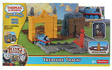 Fisher Price King Of The Railway Disco Play Set