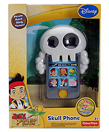 Disney Jake And The Never Land Pirates Jakes Skull Phone
