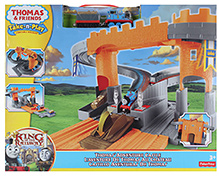Thomas & Friends - Thomas Adventure Castle Toy Set Orange