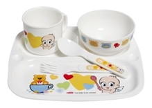 Farlin - Tableware Set