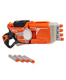 Mitashi Bang Kite Toy Gun With With Bullets - Orange