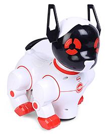 Mitashi Skykidz My Smart Puppy Action Toy - White