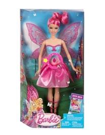 Barbie - Barbie Mariposa Girlfriend Pink