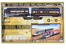 Fab N Funky - Model Train Play Set