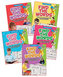Dreamland - Find the Words With Pack Of 5 Titles