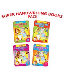 Dreamland - Super Handwriting Books pack Of 4 Titles