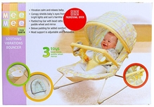 Mee Mee - Soothing Vibrations Bouncer