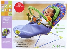 Mee Mee - Vibrations Bouncer with Melodies