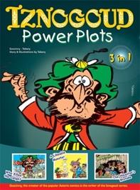 Euro Books-Power Plots 3 In 1