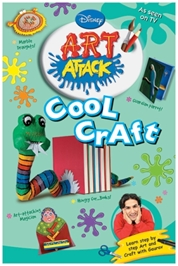 Disney - Art Attack Cool Craft