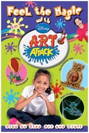 Disney - Feel The Magic With Disney Art Attack