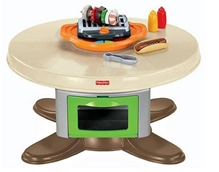 Serving Surprices Kitchen And Table 24 Months+, 30.3 X 30.3 X 13.5 Inches, Watch Kids Pretend To Cook Will...