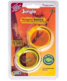 Jungle Magic - Mosquito Banditz Lizzy