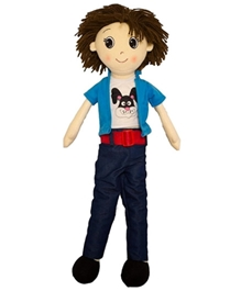 Gemini Mike Candy Doll - 50 cm