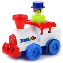 Luvely - Push N Go Engine Multi Color