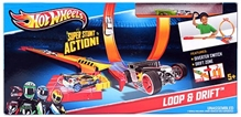 Hot Wheels - Core Loop And Drift Track Set