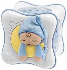 Chicco Blue Rainbow Cube