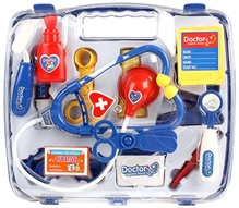 Fab N Funky - Medical Kit Doctor Play Set