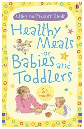 Usborne - Usborne Healthy Meals For Babies And Toddlers