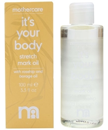 Mother Care - It's Your Body Stretch Mark Oil