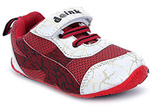 Doink - Red And White Sports Shoes