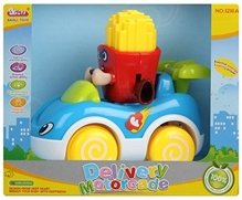 Fab N Funky - Baoli Blue Chips Toy Car