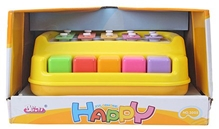 Fab N Funky - Happy Xylophone Yellow