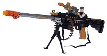 Fab N Funky - Battery Operated Combat Mission Toy Gun