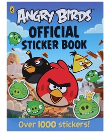 Angry Birds - Angry Birds Official Sticker Book