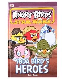 Angry Birds - Angry Birds Star Wars Yoda Birds Heroes