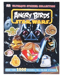 Angry Birds - Angry Birds Star Wars Sticker Book