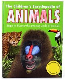 Parragon - Children Encyclopedia of Animals