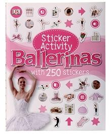 Dorling Kindersley - Sticker Activity Ballerinas