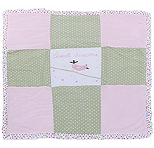 Abracadabra Quilt Toy Sheet Set Girls Sweet Dreams - Pink - Sophisticated And Classic Design
