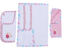 Abracadabra Towel Sets - Mermaid