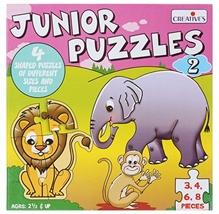 Creative - Junior Puzzles 2