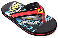 Batman - Flip Flop With Back Strap