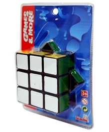 Simba - Cube Games And More Plastic Magic Dice