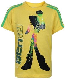 Ben 10 - Half Sleeves Ben 10 Printed T-Shirt