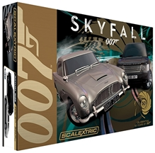Scalextric - James Bond 007 Skyfall Set