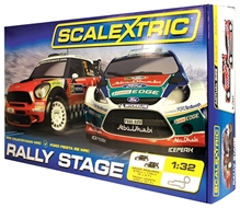Scalextric - Rally Stage Europe