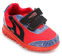 Force 10 - Red Casual Shoes