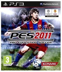 Konami - PES Pro Evolution Soccer 2011 PS3