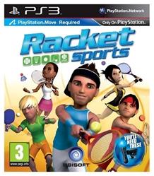 Ubisoft - Racket Sport PS3