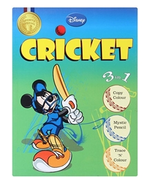 Mickey Mouse and Friends - Sports Special Cricket 3 in 1